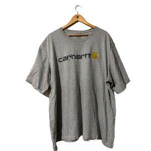 Carhartt Original Fit spellout Tee size 3XL